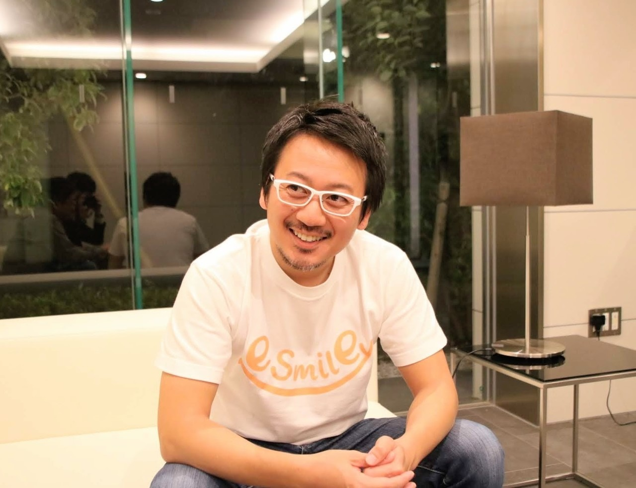 矢澤修氏のインタビュー画像